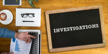 Conducting effective workplace investigations - Brisbane tickets