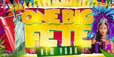 One Big Fete New York