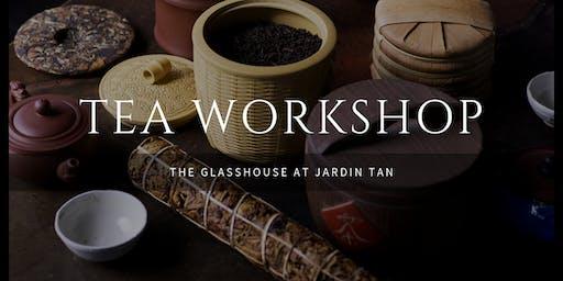 Tea Workshop at Jardin Tan