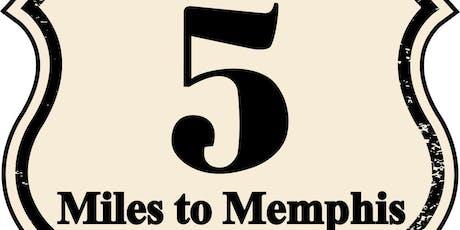 Paradigm Theatre Presents 5 Miles to Memphis tickets