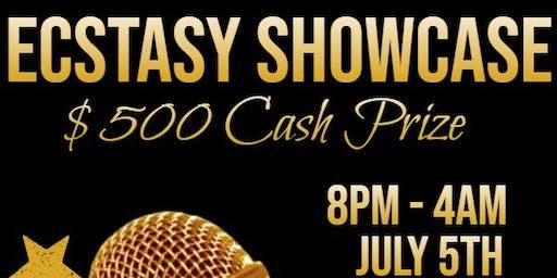 Ecstasy Showcase