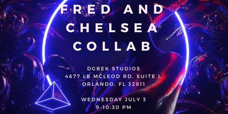 Fred & Chelsea Collab Class tickets