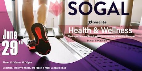 SoGal Kenya tickets