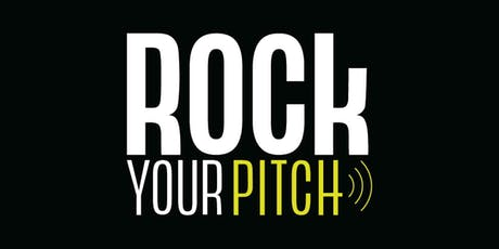 Rock Your Pitch Workshop Portland tickets