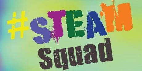 Jandowae #STEAMSquad 'Wacky Races'  tickets