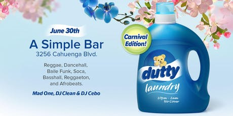 Dutty Laundry Carnival Edition  tickets
