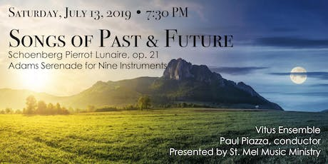 Songs of Past & Future tickets