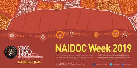 SAHMRI's NAIDOC 2019: Voice. Treaty. Truth. tickets