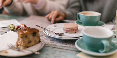 Pop-Up Tea Room Experience tickets