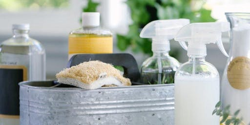 Make and take home your own washing powder & surface spray