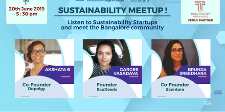 SUSTAINABILITY MEETUP tickets