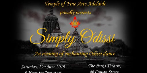 Simply Odissi