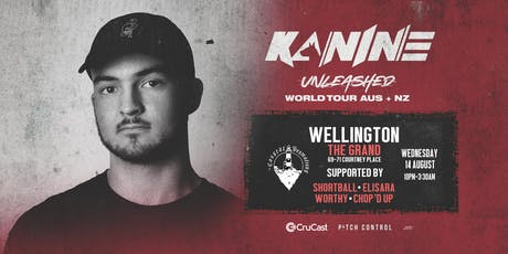 Coastal Promotions Presents: Kanine  tickets