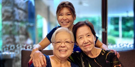 Simei: Mindful Caregiver Network (Every 1st Monday of the Month) tickets