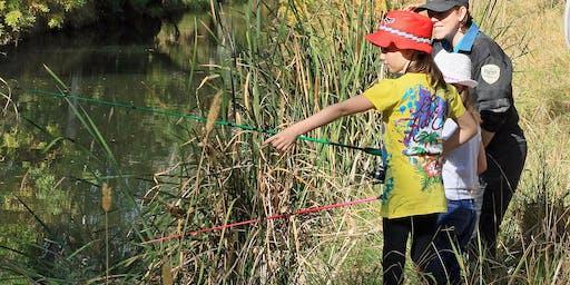 Junior Rangers Something Fishy... - Arcadia Streamside Reserve