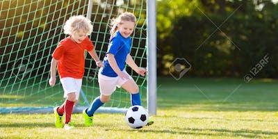 THURSDAYS: Soccer for Beginners (G.2-G.5) - 1,400 baht