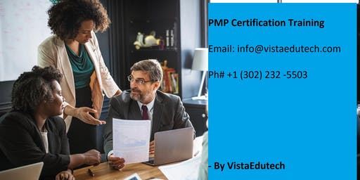 PMP Certification Training in Asheville, NC