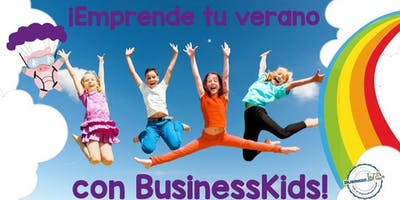 Clase Muestra- Curso de Verano  BusinessKids Granjas-Iztapalapa
