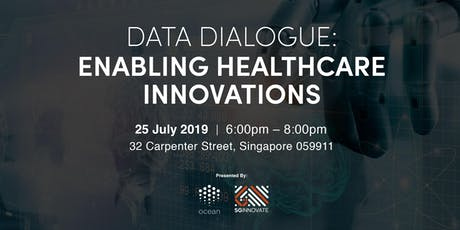 Data Dialogue: Enabling Healthcare Innovations tickets