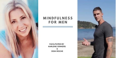 Mindfulness For Men tickets