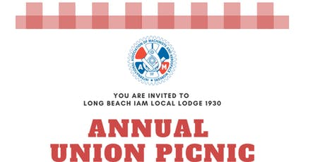 Annual Labor Picnic tickets
