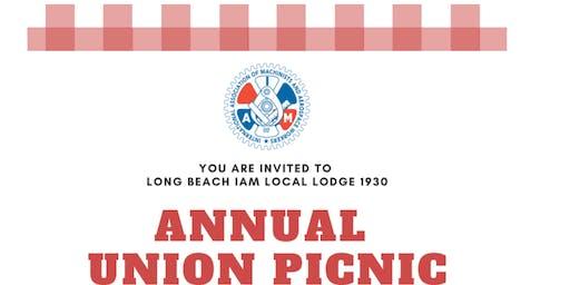 Annual Labor Picnic