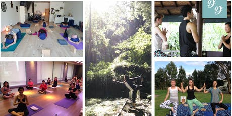 Yoga by donation - All Levels tickets