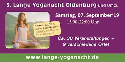 5. Lange Yoganacht Oldenburg und Umzu