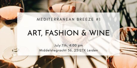 Art, Fashion & Wine tickets