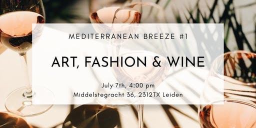 Art, Fashion & Wine