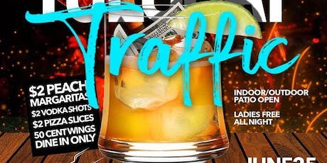 Whiskey Peach Pizza Bar And Lounge  #TuesdayTraffic New $2 AfterWork Wave!! tickets