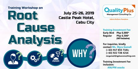 Root Cause Analysis​ tickets