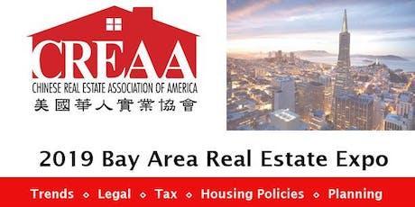 2019 CREAA Bay Area Real Estate Expo tickets