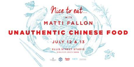 Nice To Eat Matti Fallon tickets