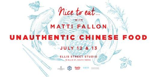 Nice To Eat Matti Fallon