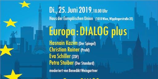 Europa : DIALOG plus