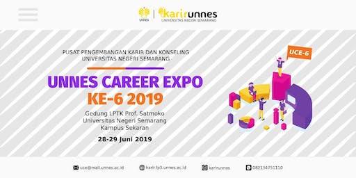 UNNES CAREER EXPO (UCE) KE-6 2019
