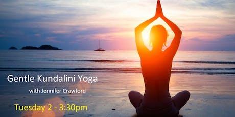 Gentle Kundalini Yoga tickets