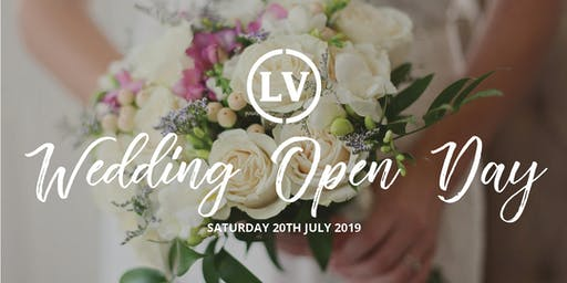 Wedding Open Day at Longview