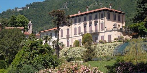 RICREANDO MONDI DI DELIZIE  - Visita guidata ai giardini storici