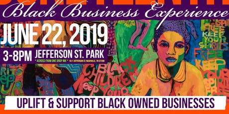 Black Business Experience tickets