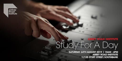 Learn Music Production and Study For a Day at Abbey Road Institute