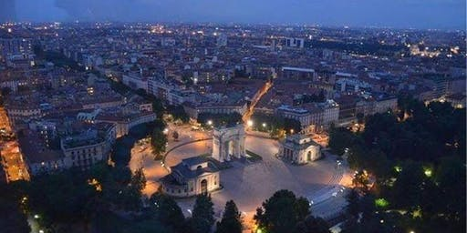 Salita Torre Branca by Night & Aperitif - AmaMi Communication