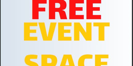 FREE EVENT Space
