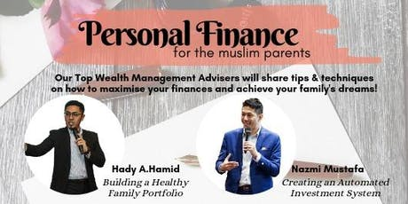 Personal Finance for the Muslim Parents tickets