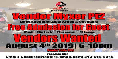 Vendor Myxer Part 2 tickets
