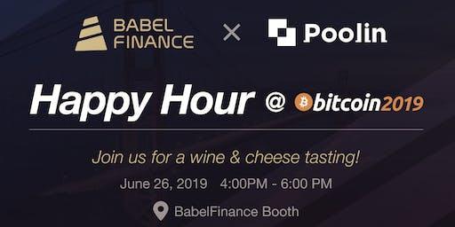 BabelFinance Happy Hour  @Bitcoin2019