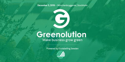 Greenolution - Make business grow green