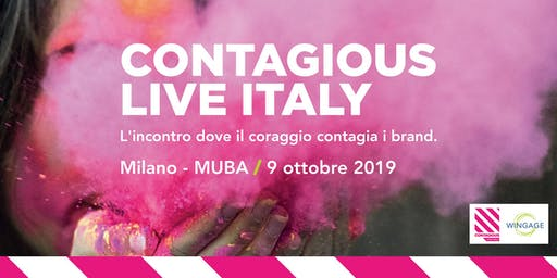 Contagious Live Italy 2019