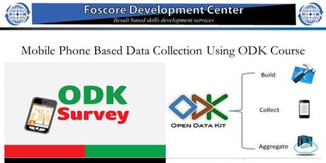 Mobile Phone Based Data Collection Using ODK Course tickets
